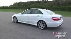 2010 2011 Mercedes E Class Review Consumer Reports