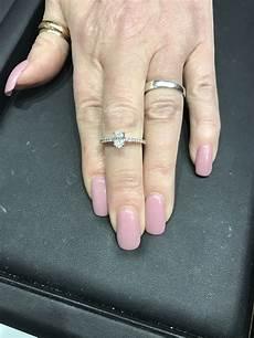 Average Engagement Ring Size Chicago