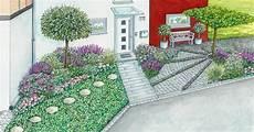 Ideen Für Den Vorgarten - vorgarten neu gestalten mein sch 246 ner garten