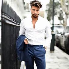 navy white outfit inspiration for men lifestyle by ps
