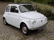 classic chrome fiat 500 f 1970 h white