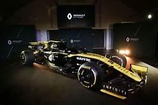 Presentan El Renault F1 2019 Deportes Abc Color
