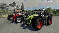 fs19 claas xerion 4000 5000 v1 0 0 0 ls17mods