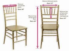 chiavari chair measurements florarosa design designer