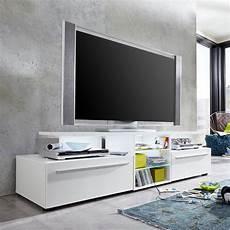 Lowboard Tv Möbel - tv lowboard version in wei 223 hochglanz unterteil