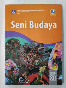 Buku Paket Seni Budaya Kelas 7 Semester 2 Info Berbagi Buku