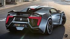 Lykan Hypersport W Motors Fast Track Test Drive