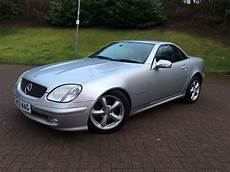 2003 mercedes slk 200 kompressor convertible in