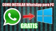 instalar whatsapp pc 2015 en windows 8 8 1 7 vista xp youtube