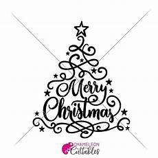 merry christmas svg png dxf eps chameleon cuttables llc