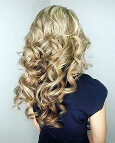 curls for medium hair how to curl medium length