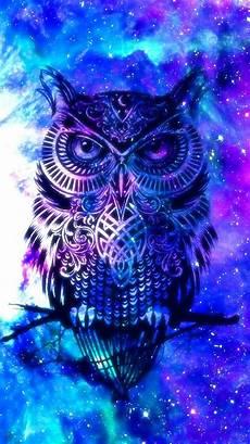 Galaxy Owl Wallpapers owl galaxy owl wallpaper galaxy wallpaper