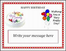 happy birthday card template for word 6 birthday invitation card template word