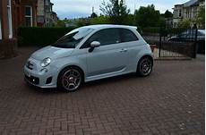 fiat abarth 500 covolo grey low serviced in