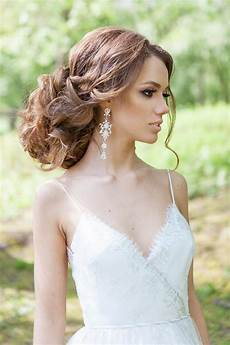Wavy Wedding Hair