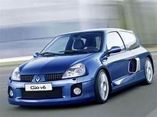 Argus Renault Clio 2003 Ii 2 V6 24s 255 Rs 3p
