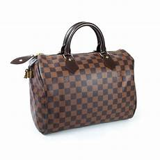 sac louis vuitton speedy 30 sac speedy 30 louis vuitton cuir damier marron valois