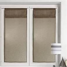 petit rideau pour fenetre brise bise kaolin point clair petit store rideaux pour