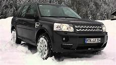 2011 land rover freelander 2 snow and