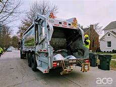 Garbage Collection by Waste Collection Schedule Altered Ace Weekly