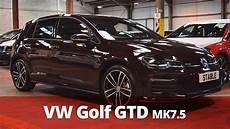 2018 Vw Golf Gtd Mk7 5 Walkaround Black Rubin 4k