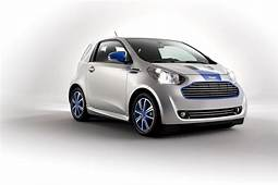 2011 Aston Martin Cygnet & Colette Limited Edition  Top Speed