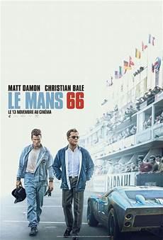 cinema le mans affiche du le mans 66 affiche 1 sur 6 allocin 233