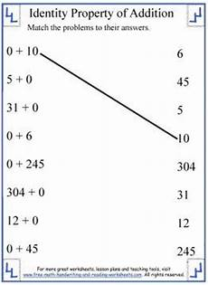 properties of addition worksheets for grade 2 9549 18 best images about addition properties on