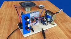how to make simple 12w lifier circuit ic d2030a audio lifier youtube