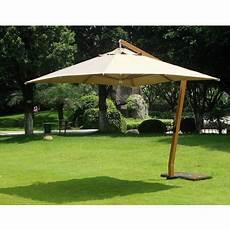 parasol en bois rectangulaire parasol rectangulaire structure bois