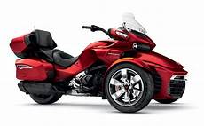 Can Am Touring can am spyder f3 limited brings touring capability to the