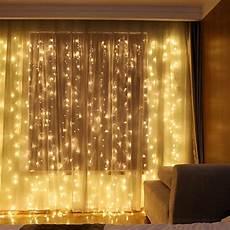 yuliang led curtain lights 300led 3m3m 9 8ft9 8ft