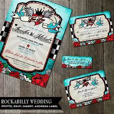 Rockabilly Wedding Gifts