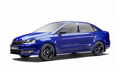 skoda rapid neu skoda rapid onyx edition launched in india priced at rs