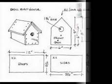 quail housing plans simple bird house plans youtube