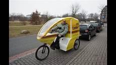 Lasten E Bike - quot city entlaster quot ein lasten e bike mit bis zu 150kg