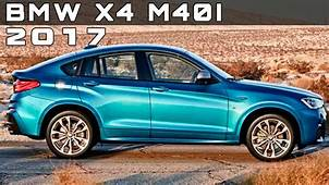 2017 BMW X4 M40i Review Rendered Price Specs Release Date