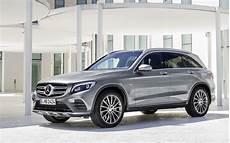 2016 Mercedes Glc Class