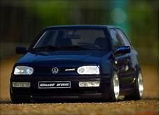 golf 3 tuning 1 18 tuning volkswagen vw golf 3 vr6 9jx16 borbet an alloy