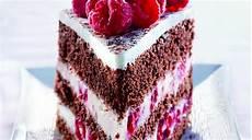 Schoko Himbeer Torte - schokoladen himbeer torte