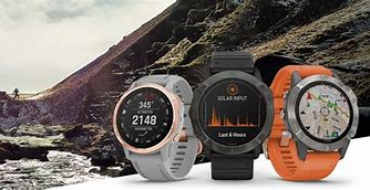 Image result for What is better Fenix 5 or Fenix 6?
