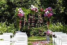 wedding diy build a floral wedding arch modern wedding