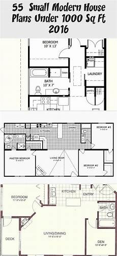 small house floor plans under 1000 sq ft 50 small modern house plans under 1000 sq ft 2019