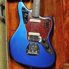 Fender Jaguar 1964 Lake Placid Blue Reverb