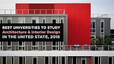 interior architecture graduate program best universities to study architecture and interior