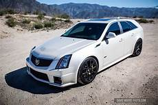 2011 cts v horsepower 2011 cadillac cts v wagon on run