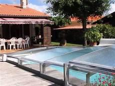 azenco abri piscine abri de piscine telescopique azenco