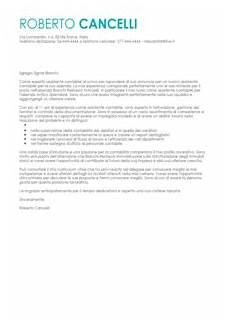 lettera all ufficio personale esempio lettera di presentazione modello lettera di