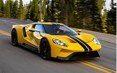 Sports Car Wallpaper 2015 Ford by 2017 Ford Gt Review Brutality And Magic Sauce