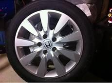 2007 honda accord oem wheels 17 quot set of four duncan